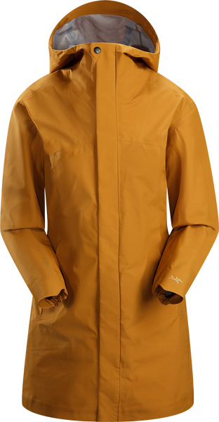 Arc'teryx, płaszcz Codetta Long Coat