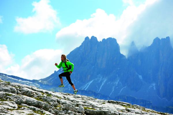 Odpowiedni ubiór podczas biegów trailowych jest kluczowy (fot. Berghaus)