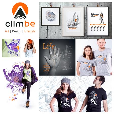 Climbe - grafika
