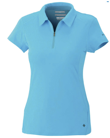 Columbia, damska koszulka Freeze Degree Short Sleeve Polo