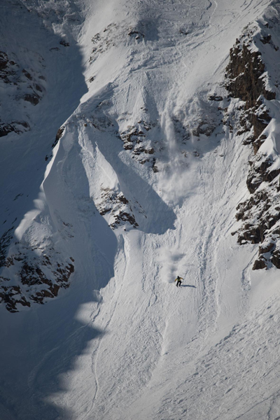 Swatch Freeride World Tour by The North Face 2013 (fot. The North Face)