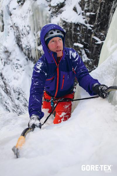 Nowy GORE-TEX Pro przeznaczony jest do ekstremalnych działań w górach (fot. Gore-Tex)
