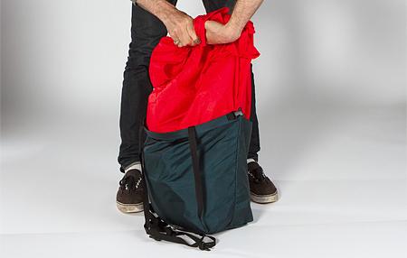 Arc'teryx, torba Haku Rope Bag - krok 4