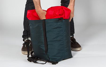 Arc'teryx, torba Haku Rope Bag - krok 5