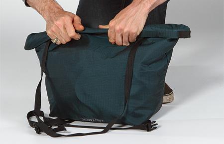 Arc'teryx, torba Haku Rope Bag - krok 6