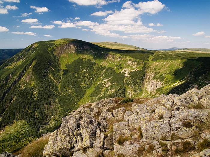 Karkonoskie góry (fot. Remigiusz Stefaniak)