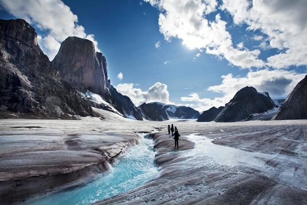 Wyprawa na Ziemię Baffina (fot. adidas Outdoor)