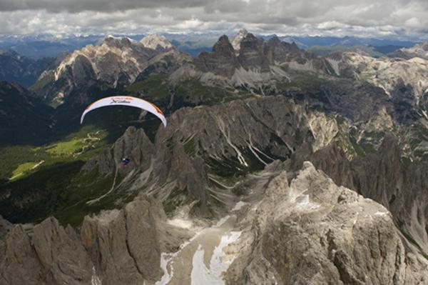 Red Bull X-Alps 2013 - ziemią i powietrzem