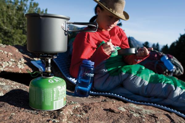 Optymalnie dobrana kuchenka pozwoli nam cieszyć się ciepłym posiłkiem w każdych warunkach (fot. Optimus)