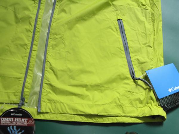 Kurtka Trail Fire Windbreaker Jacket marki Columbia (fot. Paweł Pakuła)