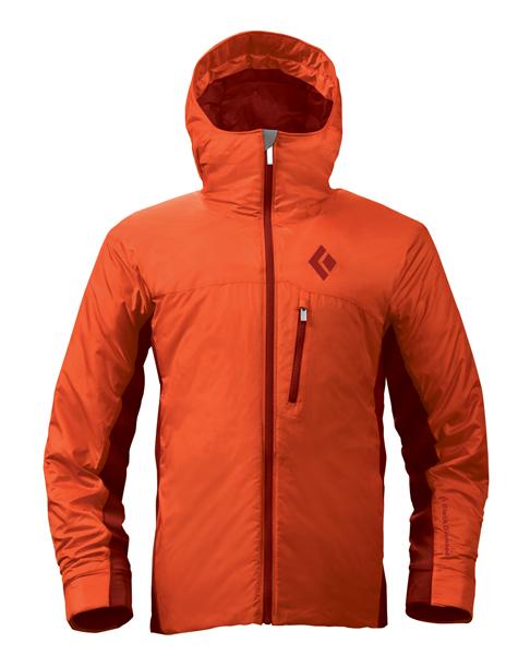 Black Diamond, kurtka wypełniona PrimaLoft® - Access Hybrid Hoody