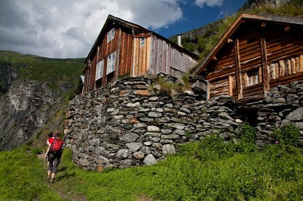 Górskie schroniska (fot. Konrad Konieczny)