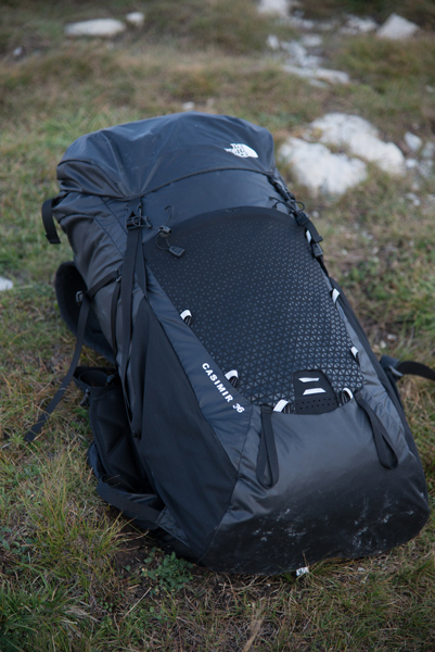 The North Face, plecak Casmir 60