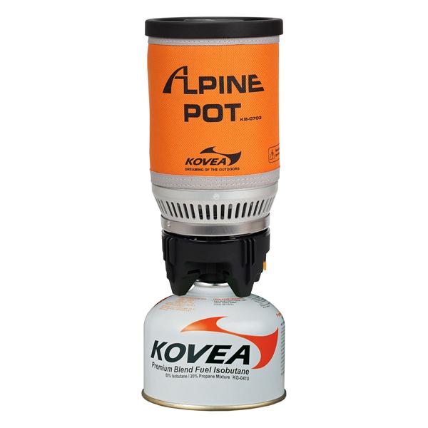 Kovea, zestaw do gotowania Alpine Pot