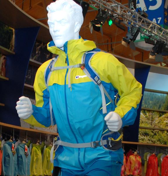 Kurtka Berghaus Vapour Storm Jacket (fot. 4outdoor)