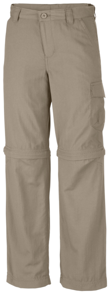Columbia, chłopięce i dziewczęce spodnie Silver Ridge™ II z odpinanymi nogawkami