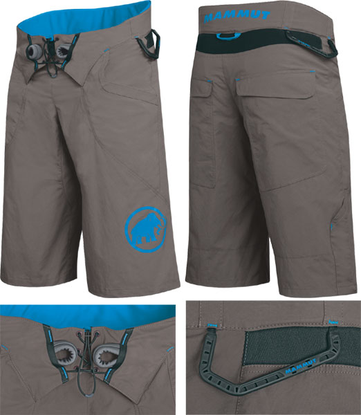 Mammut, Realization Short