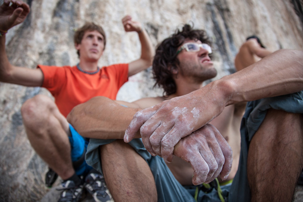 The North Face Kalymnos Climbing Festival (fot. The North Face, Damiano Levati)