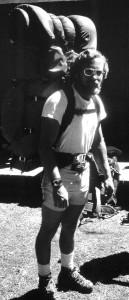 Greg Lowe w 1967 roku (fot. blog.lowepro.com)