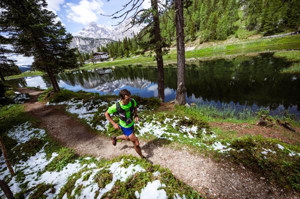 The North Face® Lavaredo Ultra Trail – Wolfe pokazuje klasę (fot. Alessandro Belluscio/Cortina Ultra Trail)