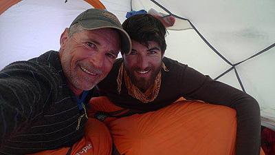 Marty i Denali Schmidt (fot. altitudepakistan.blogspot.com)