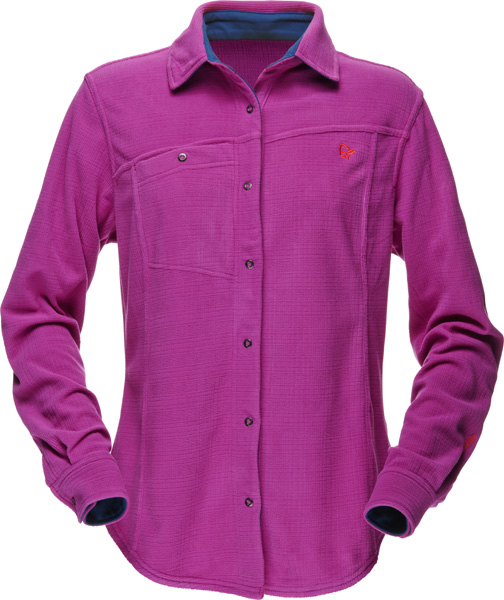 Norrona, Roldal Warm Shirt Women
