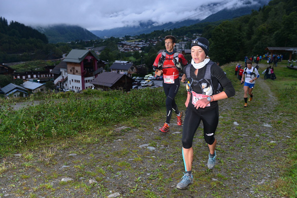 UTMB 2012 (fot. The North Face®/Manu Molle)