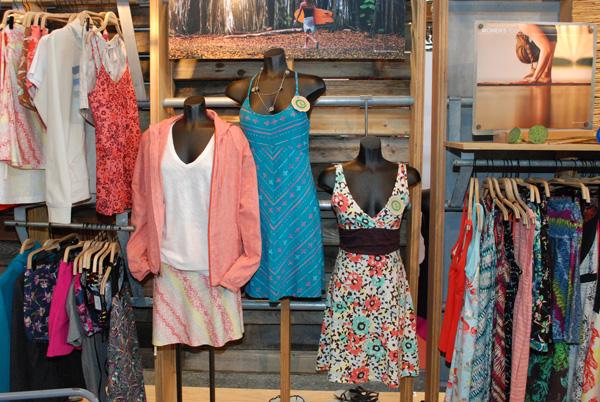 Przykładowe produkty Patagonii z kolekcji lifestyle (fot. Outdoor Magazyn)