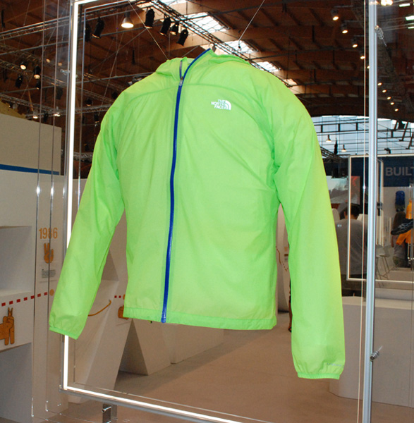 The North Face, kurtka Feather Lite Storm Blocker (fot. Outdoor Magazyn)