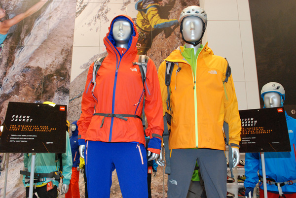 The North Face, kurtka DNP Hoodie (fot. Outdoor Magazyn)