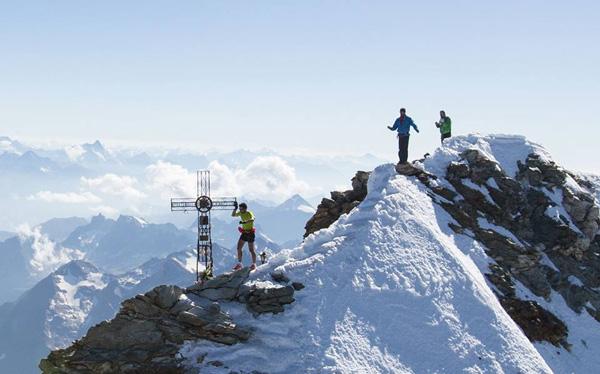 Kilian Jornet na Matterhornie (fot. summitsofmylife.com)