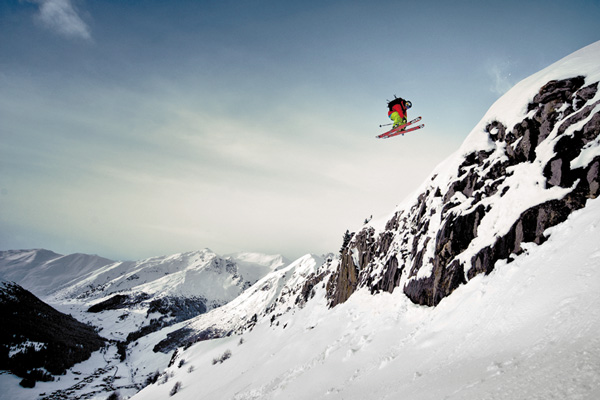 Markus Eder (fot. The North Face/ Alo Belluscio)