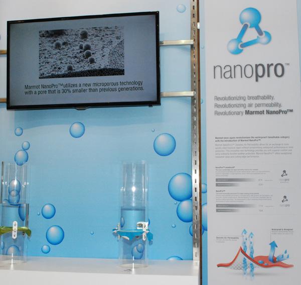 Prezentacja Marmot NanoPro (fot. Outdoor Magazyn)