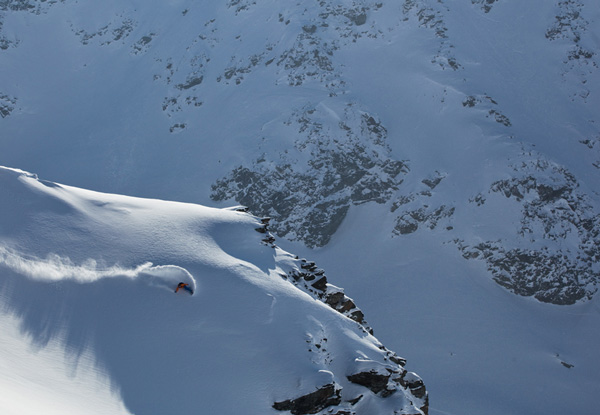 Xavier De Le Rue (fot. The North Face/ Tero Repo)