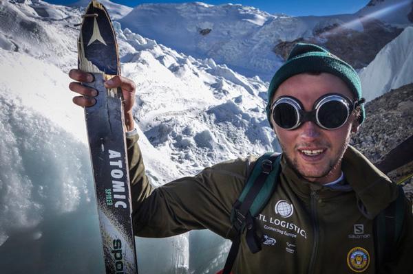 Shishapangma Ski Challenge (fot. Kin Marcin/Red Bull Content Pool)