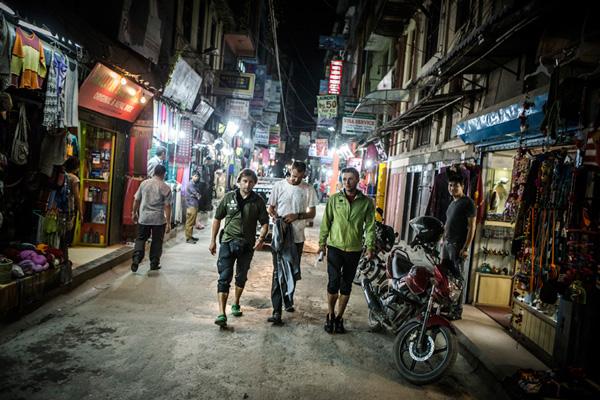 Nepal – pierwszy przystanek wyprawy Shishapangma Ski Challenge (fot. Kin Marcin/Red Bull Content Pool)