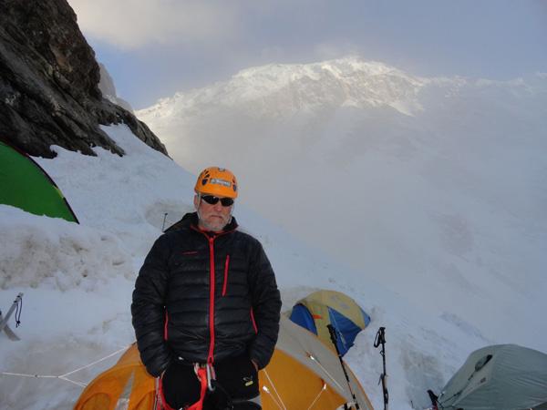 Peter Sperka - 16.06.2013. obóz I pod Nanga Parbat