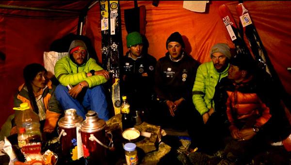 Shishapangma Ski Challenge (fot. Marcin Kin)