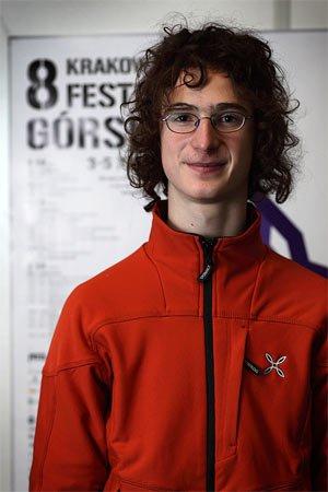 Adam Ondra na 8. KFG (fot. Adam Kokot/KFG)