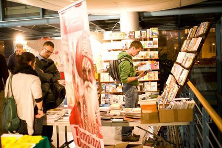 Nie zabraknie książek i prasy górskiej (fot. Rafał Baran)