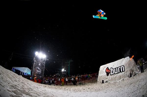 World Snowboard Tour i światowe gwiazdy muzyki w Polsce (fot. Marek Ogien)