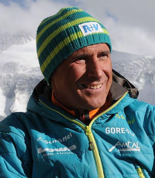 Ralf Dujmovits (fot. bergfieber.de)