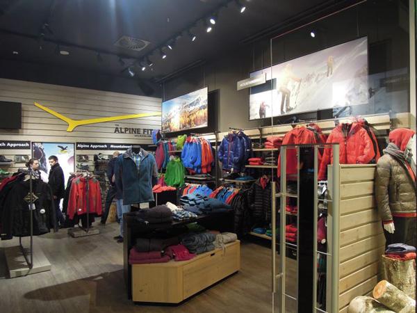 SALEWA Mountain Shop w Krakowie