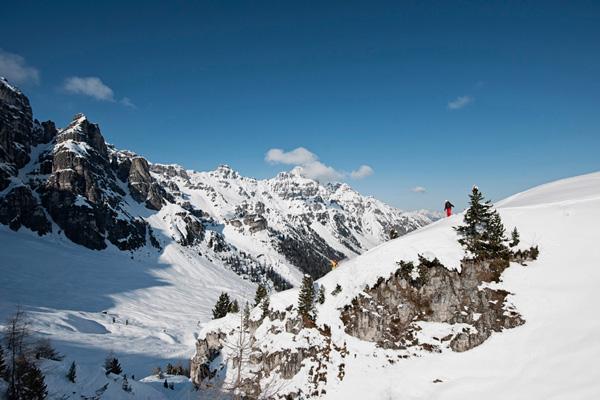 Dolina Stubai zaprasza na freeride (fot. Andre Schoenherr)