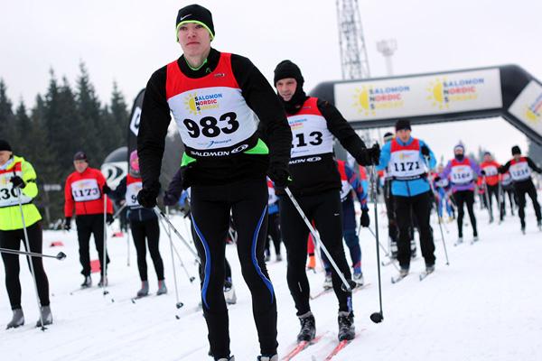 Pierwsze zawody Salomon Nordic Sunday (fot.Stacja Jakuszyce)