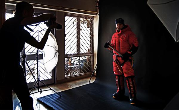 Idąc w plener fotograf opuszcza wygodne studio fotograficzne. To tutaj zaczyna się przygoda (fot. Agata Włodarczyk)