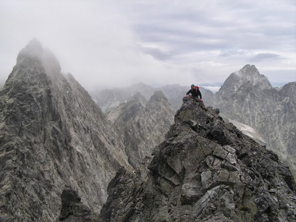 Dotychczasowe wyprawy pomysłodawców Balkan Winter Expedition 2014 - Gerlach