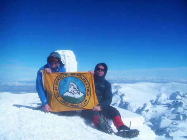 Dotychczasowe wyprawy pomysłodawców Balkan Winter Expedition 2014 - zimowy Mulhacen