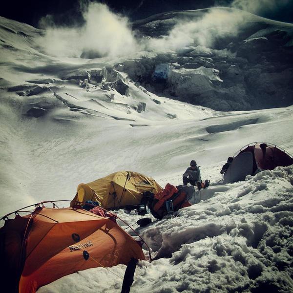 Dotychczasowe wyprawy pomysłodawców Balkan Winter Expedition 2014 - Pik Lenina