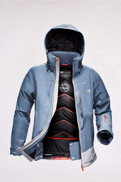 Nowe produkty z PrimaLoft® Performance Down Blend - Helly Hansen Supreem Jacket